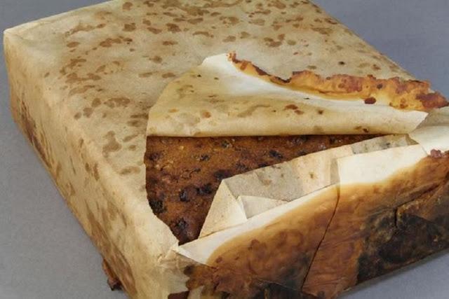 Penemuan Kue Buah Berumur 100 Tahun di Antartika