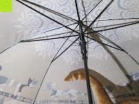 """innen: VON LILIENFELD Regenschirm Automatik Rosina Wachtmeister: """"Brunello"""""""