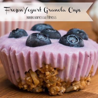 frozen yogurt, clean eating, tosca reno, dessert, autumn calabrese, 21 Day Fix, nutritious dessert