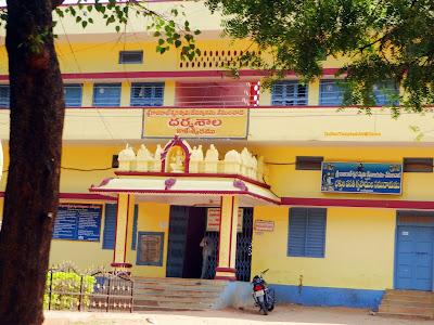 Sri Raja Rajeshwari Satram at Kaleshwaram