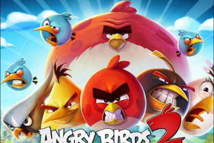 Angry Birds 2 Apk Mod v.2.26.0 Gems And Unlimited Lives