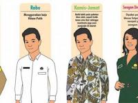 Perbedaan Baju Korpri Dan Pgri