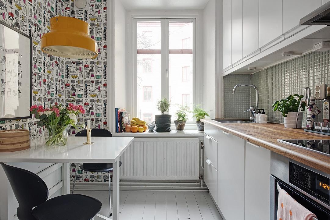 pani kr243liczek tapeta do kuchni jak wybra� odpowiedni�