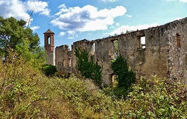 Ruinas de San Cristóbal de Selma