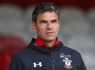 EPL football club, Southampton sack Mauricio Pellegrino following series of bad outings that saw the team sitting 17th on the table in 30 matches. Pellegrino, 46, took over 'The Saints' last summer on a 3-year contract.