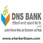 DNS Bank Asst Manager Recruitment