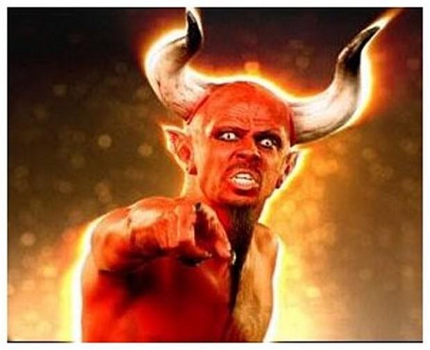 Iblis dan Setan Tak Mau Disalahkan