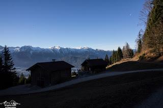 [Bergtour] Einberg Überschreitung über Südanstieg