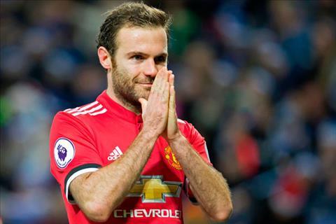 Valencia ngỏ ý muốn chiêu mộ tiền vệ Juan Mata