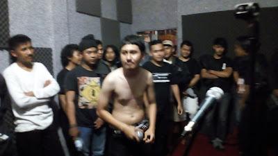 Photo & Video Report :  Ugal-Ugalan Semalam #2 studio show cianjur