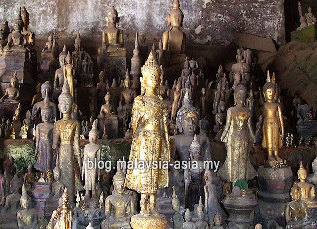 Luang Prabang Caves