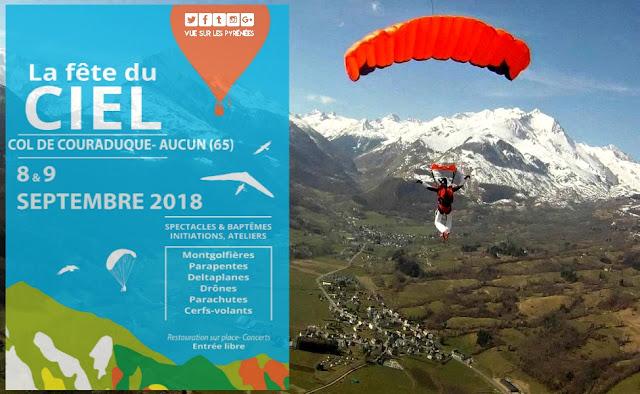 La Fête du Ciel des Pyrénées 2018