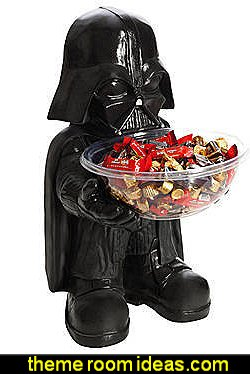 darth vader candy bowl star wars party decorations - Star Wars Decorations