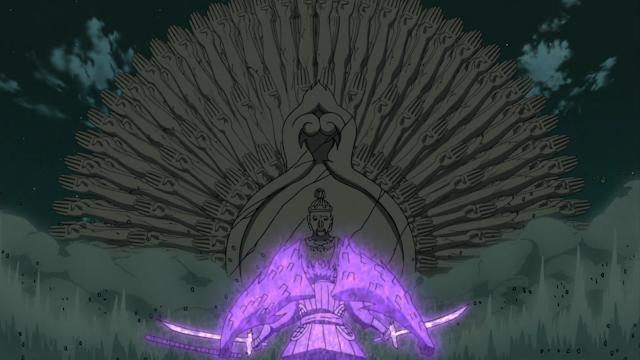 Ashura vs Indra