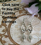 Fertility Goddess Earrings (getpregnantover40.com)