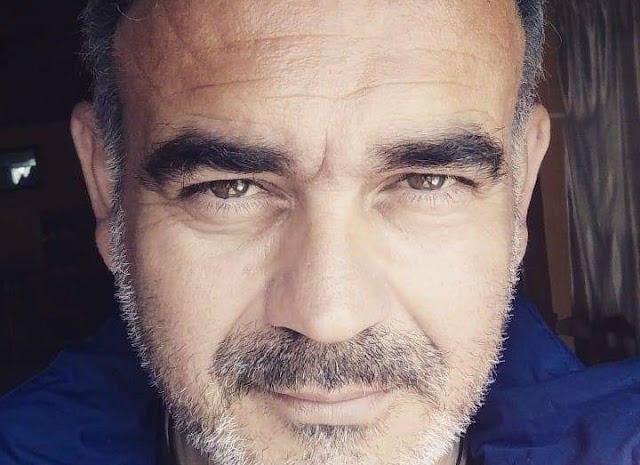 Ο Γιάννης Χατζόπουλος στον συνδυασμό του Δ.Κωστούρου ''Ναύπλιο Επόμενη Μέρα''