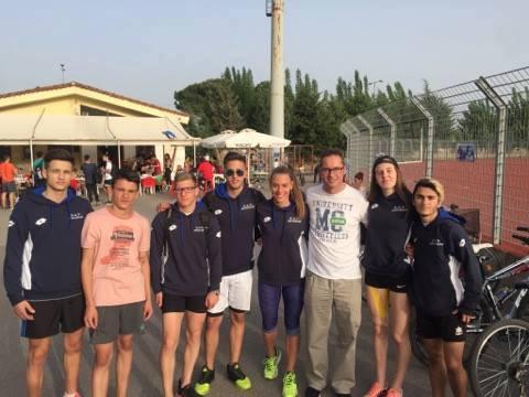 Κορυφαία σπρίντερ στην Ελλάδα η Ελπίδα Καρκαλάτου - Τερμάτισε 1η στα 200μ στο Διασυλλογικό Πρωτάθλημα Στίβου