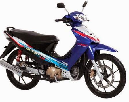 motor shogun bekas