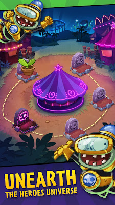Plants vs Zombies Heroes Modif Apk