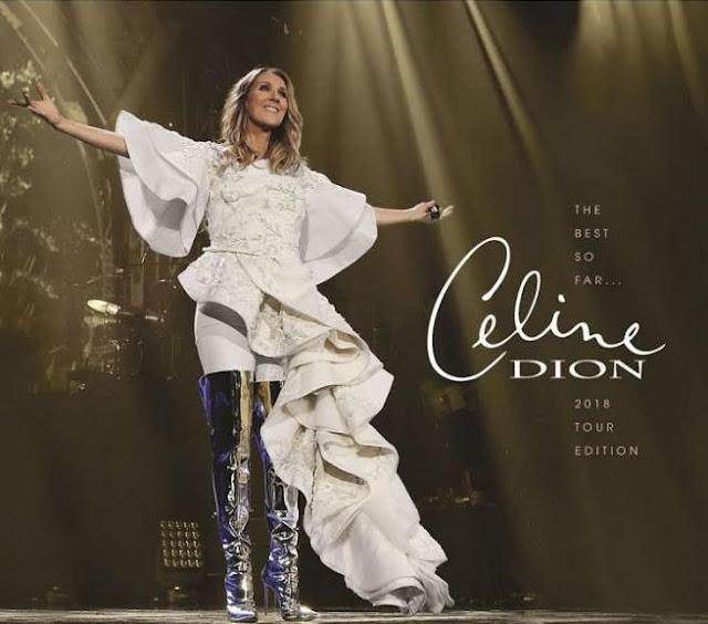 席琳狄翁(Celine Dion)演唱會精選