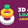 Tutorial AE: Cara Membuat Animasi Looping Lingkaran 3D Di After Effects