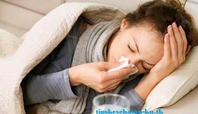 obat batuk pilek alami