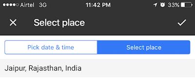 Google Keep finish