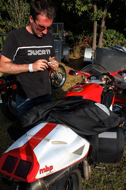 Jason Cormier OddBike Ducati 916