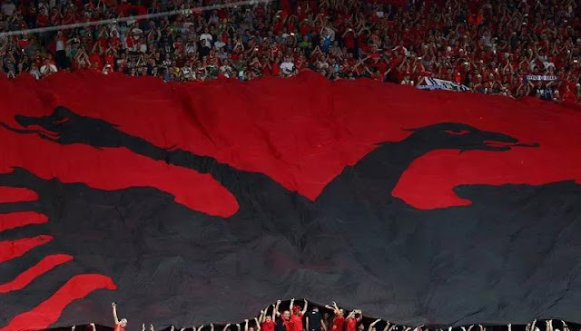 10,000 square meters Albanian flag to be disclosed in Marseille