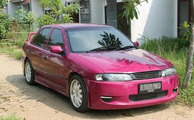 Timor Pink Bodykit