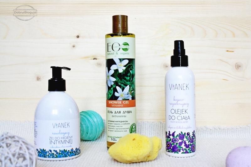 Trusted Cosmetics- opróżniamy nasze kosmetyczki. #4- kosmetyki do pielęgnacji ciała.