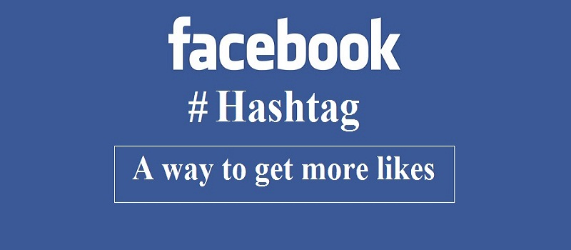 Hashtag for Facebook