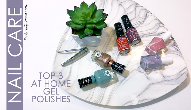 3 AT HOME GEL POLISHES THAT ACTUALLY ROCK