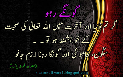 Best quotes of Hazrat Ghous Pak R.A