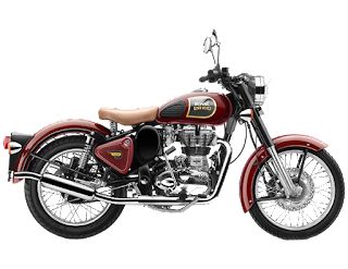 Royal Enfield Classic 350 Chestnut Color 2018 Image