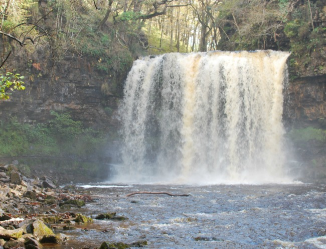 #MySundayPhoto-number-42-waterfall-sgwd-yr-eira