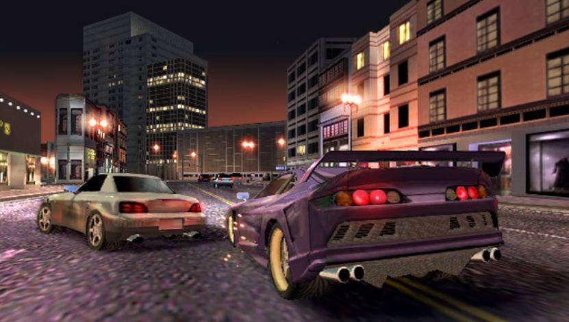 Midnight Club II PC Full Español