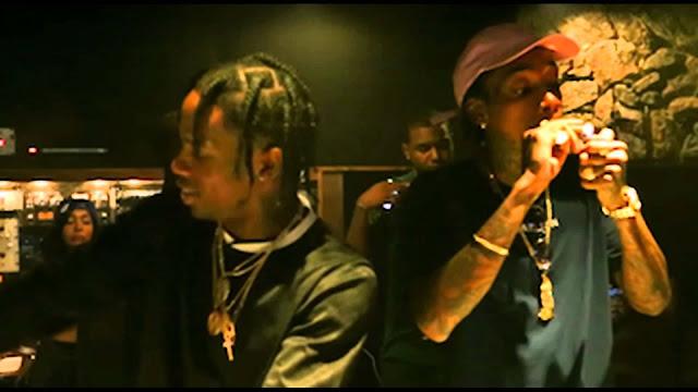 VIDEO - Wiz Khalifa – Bake Sale (feat. Travi$ Scott)
