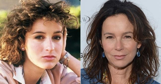 O antes e o depois das mais bonitas atrizes do cinema da década de 80