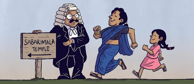 Sabarimala Women Entry Row - Opinions of a Liberal Thinker
