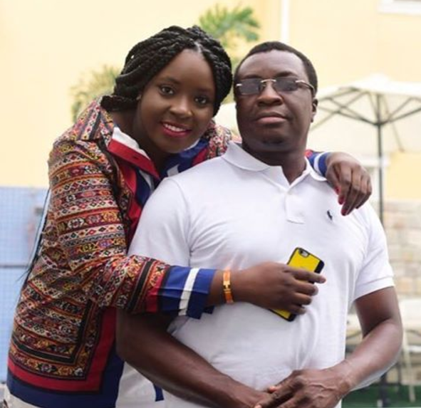 Ali Baba shares adorable photo with his daughter