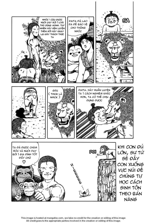 Chúa rừng Ta-chan chapter 25 trang 10