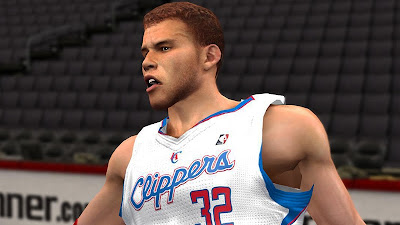 NBA 2K13 Blake Griffin Cyber Face Realistic
