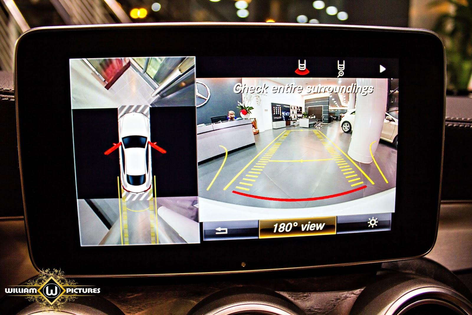 Cách tính năng như camera 360, hỗ trợ lái, hỗ trợ giám sát điểm mù, hỗ trợ lùi...cùng nhiều tính năng nữa cũng được trang bị trên chiếc coupe này