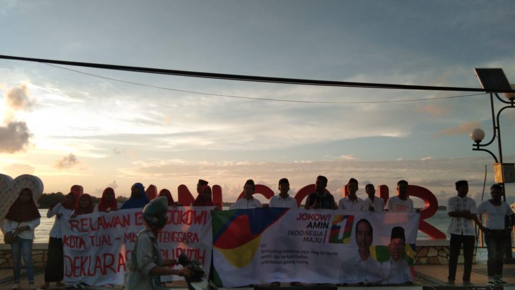 Peserta Kampanye Jokowi-Ma'ruf Tagih Rp 50 Ribu ke Panitia, Tapi Diancam