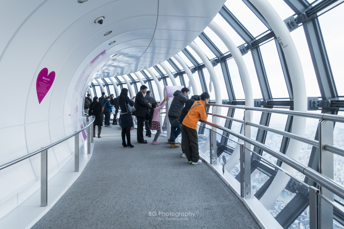 [日本] 晴空塔看東京夜景 - blog.bellphoto.hk