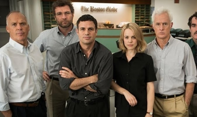 """Spotlight"", Trailer"