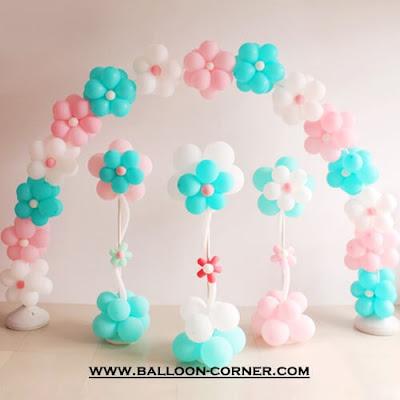 Properti Balon Tiang / Standing Balloon (MURAH)