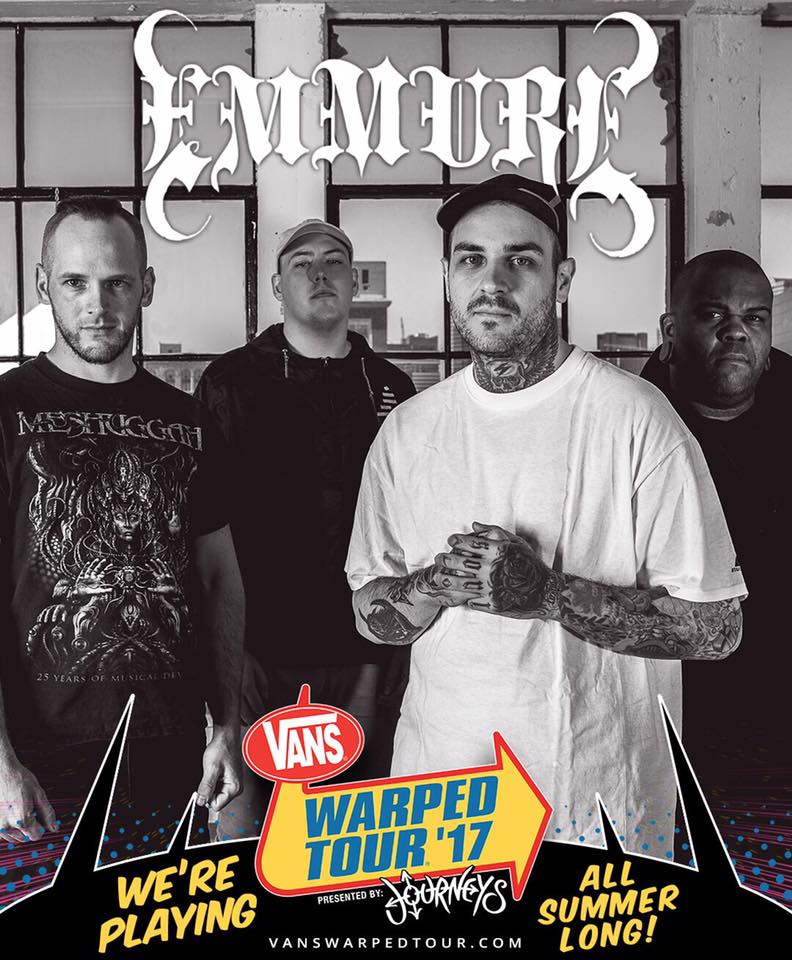Wicked Wednesday Brings LIVE Band Interviews: This Week- EMMURE