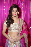 Ritika Sing in Transparent Silver Saree Choli at Zee Telugu Apsara Awards 2017 10.JPG